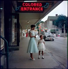 Gordon Parks, Department Store, Mobile, Alabama1956