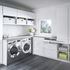 Laundry Tip: Wash full loads. Washing machines use about the same amount of energy for all load sizes, so fill up the load to avoid wasting energy.