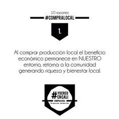 Chacha y El Galgo cree en Cali, en el talento de su gente, en los emprendimientos que prometen convertirse en motor de crecimiento de nuestra hermosa ciudad ❤️⛪️ En esta época decembrina los invitamos a seguir apoyando a los negocios locales para impactar de manera positiva nuestro entorno   #YoCreoEnCali  #CompraLocal #YoComproLocal