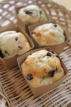 「バナナヨーグルトマフィン」ayu | お菓子・パンのレシピや作り方【corecle*コレクル】