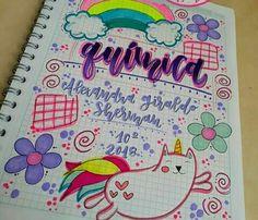 Studyblr, Brush Lettering, Ladybug, Book Art, Banner, Doodles, Notebook, Bullet Journal, Kawaii