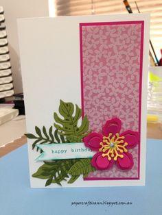 Botanical Blooms Birthday
