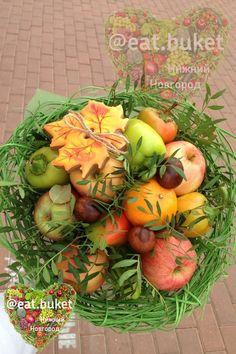 Заказать букет фруктовый овощной съедобный вкусный на праздник День учителя матери 8 марта новый год Нижний Новгорд