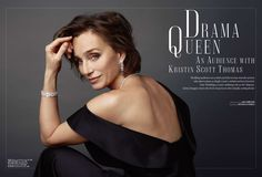 Kristin Scott Thomas: 'I care about my looks but I'm not going to spend my . - Evening Standard - Ralph Fiennes news - NewsLocker Kristin Scott Thomas, Artist Film, Nelly Furtado, Angela Lansbury, Prettiest Actresses, Ralph Fiennes, Felicity Jones, Classic Movie Stars, French Actress
