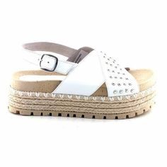Sandalias Zapatos Flecos Bajas Mujer Moda Verano 2018 - $ 800,00