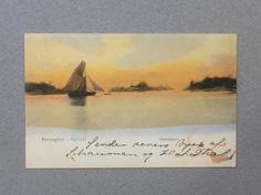 Paikkakuntakortti Helsinki Hästnässund 1906 - Huuto.net