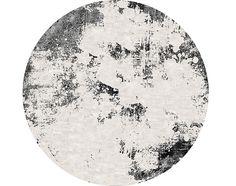 Tapis noirs et blancs : Tapis Diacope (Momtaz).