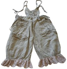 Would like to make these little bib bloomers