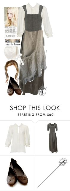 """""""Marie Laure le Blanc (La Femme Musketeer/ La Femme Mousqetaire)"""" by aries-dream-girl ❤ liked on Polyvore featuring Backstage, Magnolia Pearl, Isabel Garreton, Whetstone Cutlery and lafemmemusketeer"""