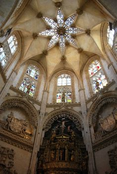 Catedral de Burgos (Spain)