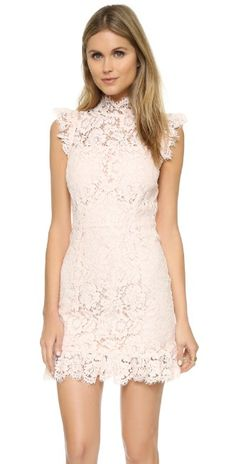 ONE by aijek Into the Night Dress | SHOPBOP