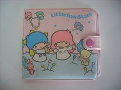Little Twin Stars - I had this wallet. There was no money in it, but I had one.