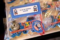 Thomas the Train Birthday Party Ideas | Photo 25 of 48