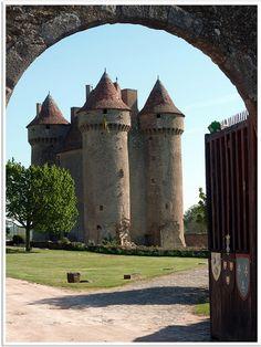 Chateau de Sarzay  France