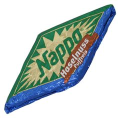 Nappo Haselnuss Puffreis XXL | Online kaufen im World of Sweets Shop