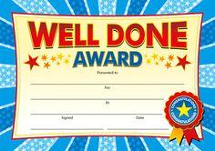 Good Job Certificate Template 5 - Best Templates Ideas For You Blank Certificate Template, Certificate Of Achievement Template, Certificate Format, Printable Certificates, Award Certificates, Kids Awards, Student Awards, School Clipart, Student Clipart