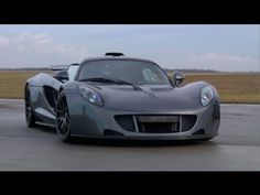 Hennessey Venom GT 0-300km World Record Run - TUNED that's the fasting accelerating car on the planet now!
