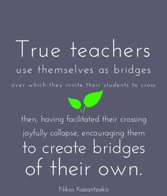 A true teacher... #teacher #learning #education