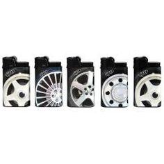 Display 20 Djeep aanstekers Rolling Wheels