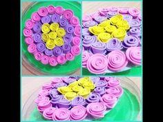 DIY: Rosas de Eva + Decoração de Caixa Acrílica