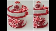 Quilling Tutorial, Decorative Boxes, The Creator, Handmade, Youtube, Hand Made, Youtubers, Decorative Storage Boxes, Youtube Movies
