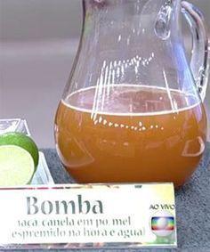 Encontro Com Fátima Bernardes: Chá Bomba Para Emagrecer no Emagrecer Rápido Dicas, Receitas e Dietas para Emagrecer!