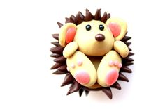 This Charming Stuff - polymer clay tutorials and DIY : Polymer clay hedgehog TUTORIAL