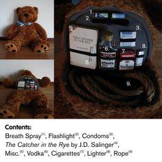 Emergency Teddy Bear