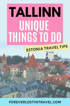 There are many interesting things to do in Tallinn Estonia, but so many of them are unique to the city. Learn about the history of the KGB, experience the vegan restaurants, find out why weather vanes are such a big deal or have a drink in a medieval bar. This guide to Tallinn will show you some of the best things to seek out on your budget European vacation  #tallinn #estonia #foreverlostintravel #europeonabudget #europeancities #cityguide #thingstodoinTallinn #winterintallinn European Vacation, European Destination, European Travel, Europe Travel Guide, Travel Guides, Travel Destinations, Estonia Travel, Vegan Restaurants, Chicago Restaurants