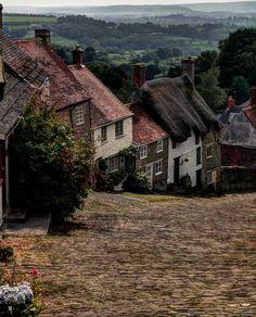 Gold Hill Shaftesbury, Dorset