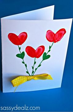 cute and creative DIY Mother's Day cards any child can make - . - cute and creative DIY Mother's Day cards any child can make – Kids Crafts, Arts And Crafts For Teens, Crafts For Kids To Make, Arts And Crafts Projects, Preschool Crafts, Easy Crafts, Diy And Crafts, Mothers Day Card Kids, Diy Mothers Day Gifts