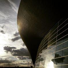 Queen Elizabeth II Olympic Park in London,#noordinarypark #aquaticscentre #london2012