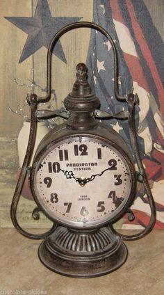Vintage Mickey Mouse Walt Disney Producttions Plastic Light Switch Cover in Collectibles, Disneyana, Vintage Housewares Clock Vintage, Antique Clocks, Unusual Clocks, Cool Clocks, Desk Clock, Alarm Clock, Tick Tock Clock, Classic Clocks, Photo Deco