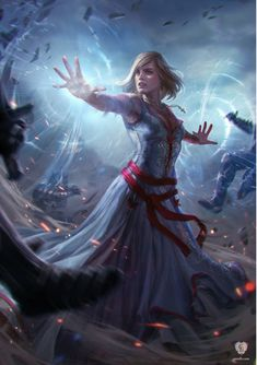 The Witcher/ Keira Metz/ Gwent Card/ Northern Realms