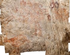 Indonesian Caves Hold Oldest Figurative Painting Ever Found, Scientists Say November NPR Rock Painting Patterns, Rock Painting Ideas Easy, Painted Rocks Kids, Albrecht Durer, Old Paintings, Human Art, Painting Videos, Borneo, Prehistory