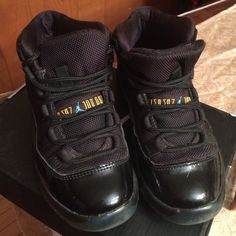 Boys Jordan Gammas. Excellent condition In great condition. Open to offer. Boys size 11c Jordan Shoes Sneakers
