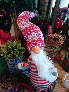 My friend santa!!!!!