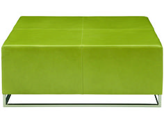 Weisshouse Luca cocktail ottoman.  Different color?  $859.00??