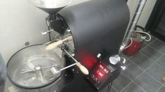 Grano de coffee roaster G1