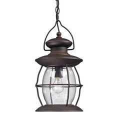 Village Lantern Pendant Elklighting.com