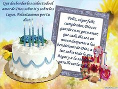 Happy Birthday to You, Felicidades - ツ Imagenes para Cumpleaños ツ Happy Birthday Celebration, Birthday Gifts For Sister, Best Birthday Gifts, Birthday Wishes, Birthday Quotes For Him, Happy Birthday Pictures, Funny Birthday Cards, Happy Birthday Candles, Happy Day