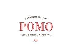 Pomo | Authentic Italian Cucina & Pizzeria Napoletana | Logo