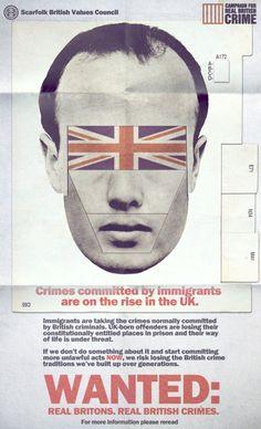 Scarfolk Council: 2017 - The Campaign for Real British Crime (CRBC) English Horror, British Values, Nurse Jokes, Hard Quotes, Funny Quotes, Conservative Politics, Life Humor, Adult Humor, Satire