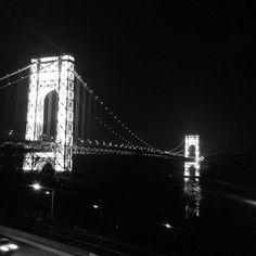 Fort Lee, Washington Heights, Hudson River, George Washington Bridge, Brooklyn Bridge, New Jersey, New York City, Nyc, Explore
