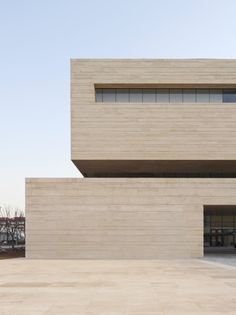 minimalarchitecture: Tianjin Art Museum / KSP Jürgen Engel Architekten