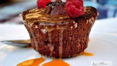 Chocolate lava cake by adi hadean Chocolate Lava Cake, Cookie Time, Breakfast Dessert, Breakfast Ideas, Lava Cakes, Sugar Rush, No Cook Meals, Sweet Tooth, Good Food