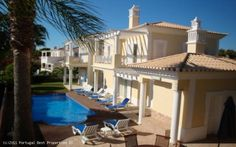 4 bedroom villa with pool in Albufeira, Algarve, Portugal - Charming luxury villa, located in a very private and peaceful housing estate, with salt water swimming pool and garage. - http://www.portugalbestproperties.com/component/option,com_iproperty/Itemid,16/id,1055/view,property/
