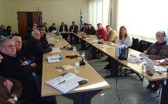 Σύσκεψη εργασίας στην Περιφέρεια για τις προοπτικές του Γεωπάρκου Γρεβενών-Κοζάνης: Η γενέτειρα της Τηθύος