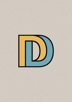 Helvetica Warped by Teodor Georgiev