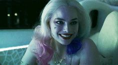 """""""Hope you got insurance....hahaha""""/Margot Robbie Harley Quinn suicide squad"""